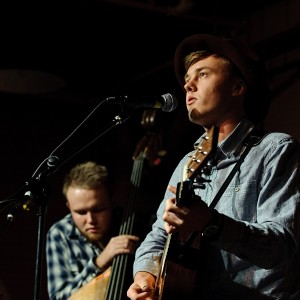 Parker Millsap and Mike Rose, Guthrie Tribute 2011