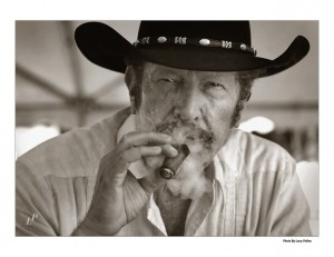 Kinky Friedman -- Larry Pullen