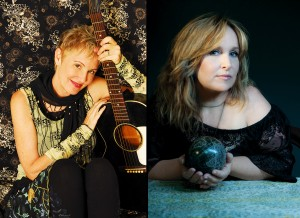 Eliza Gilkyson and Gretchen Peters