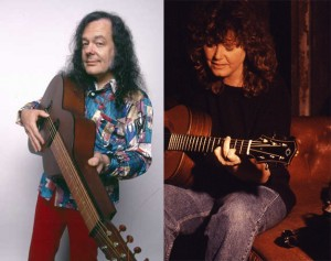 David Lindley and Cheryl Wheeler