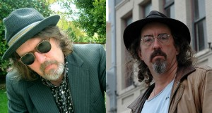 Peter Case and James McMurtry