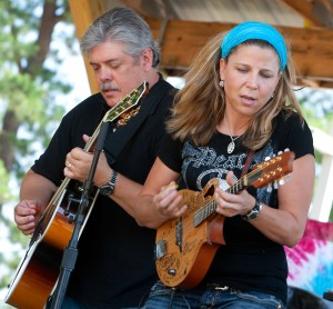 Terri Hendrix and Lloyd Maines