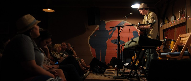 John Fullbright CD release 2012