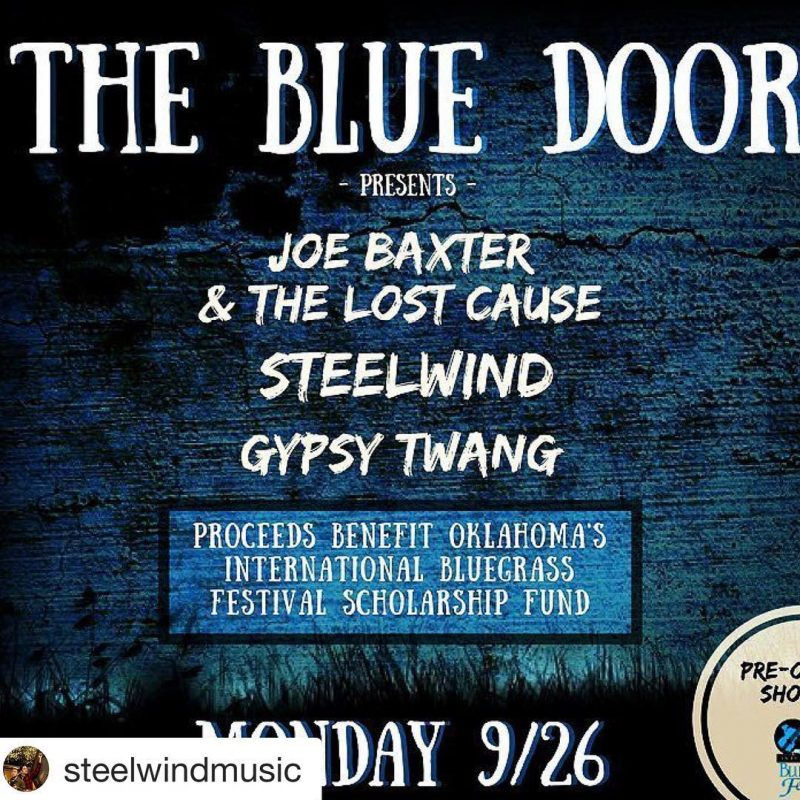 Repost steelwindmusic  New Show Excited for our return tohellip