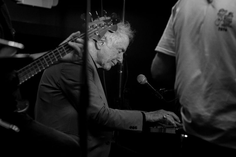 David Amram at WoodyFest