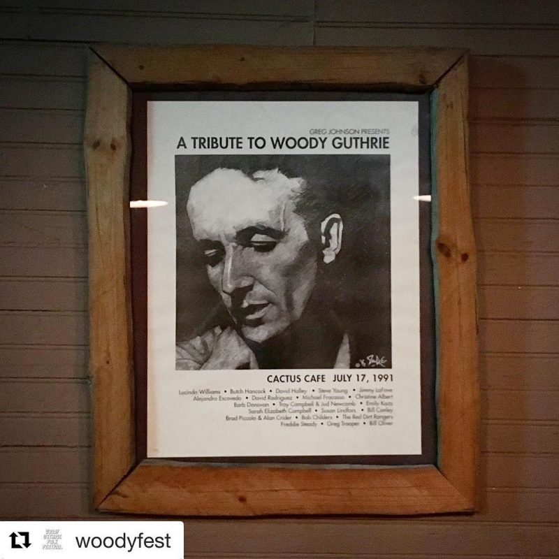 Repost woodyfest  Next Sunday December 10th is one ofhellip