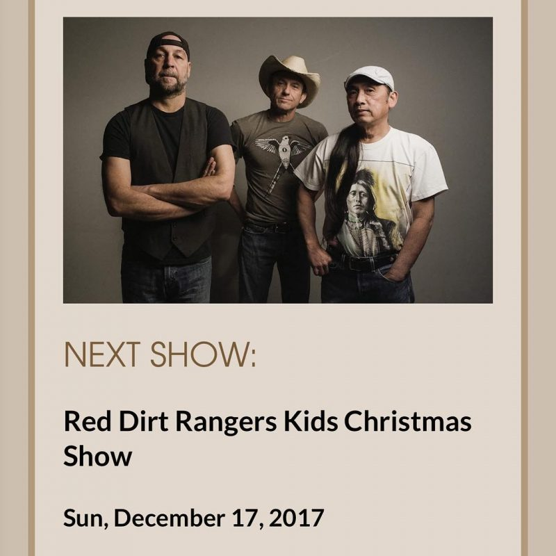 Today 121717 at 2pm we have the Red Dirt Rangershellip